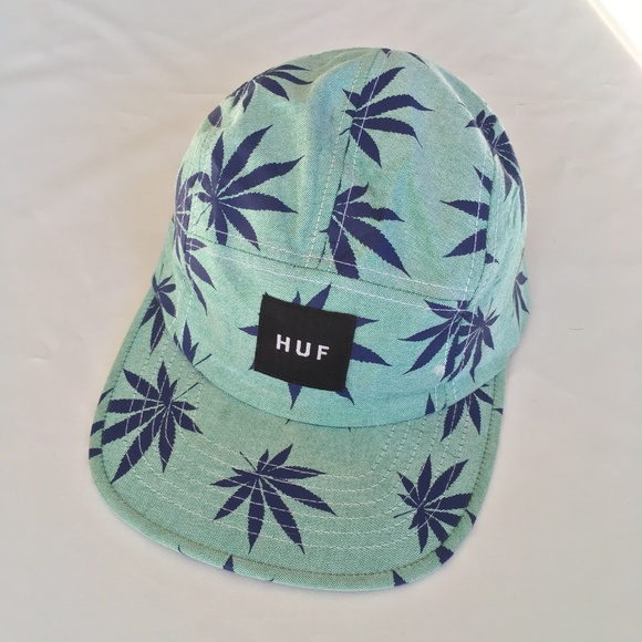 d0a228fb HUF Other | Plantlife Oxford 5 Panel Hat | Poshmark